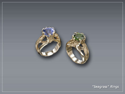 Seagrass Rings